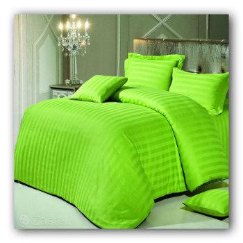 Зелена постільна білизна. Матеріали і тканини 650828c3d3df7