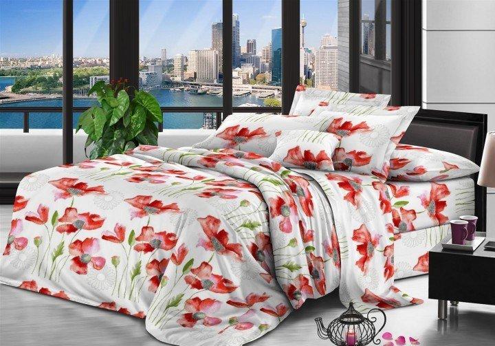 Постільна білизна Zastelli 14166-9 Маків цвіт  ціна f9168532afeee
