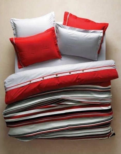 Постільна білизна Karaca Home Solid червоний фото 271b7cfd0a69c