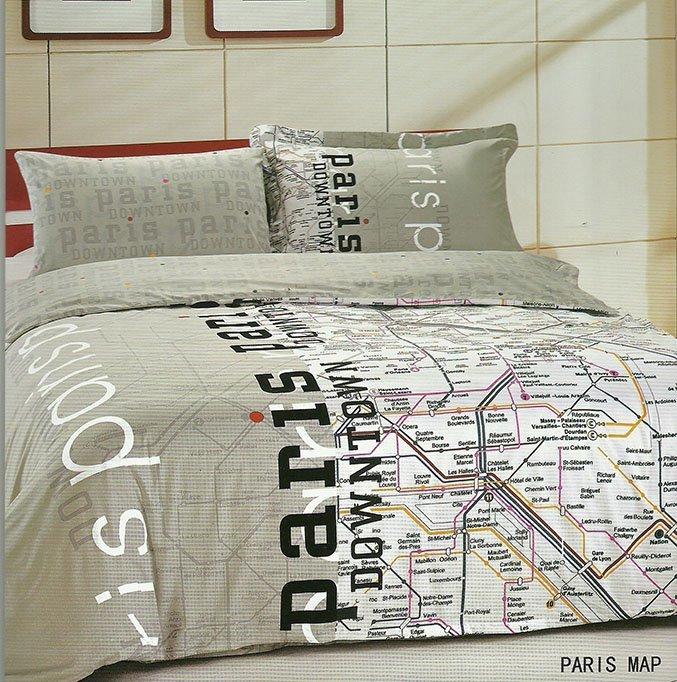Постільна білизна Le Vele PARIS MAP фото e040ac25da8a4