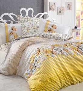 f23c1cf9b39b Желтое постельное белье, постельное белье желтого цвета купить в ...
