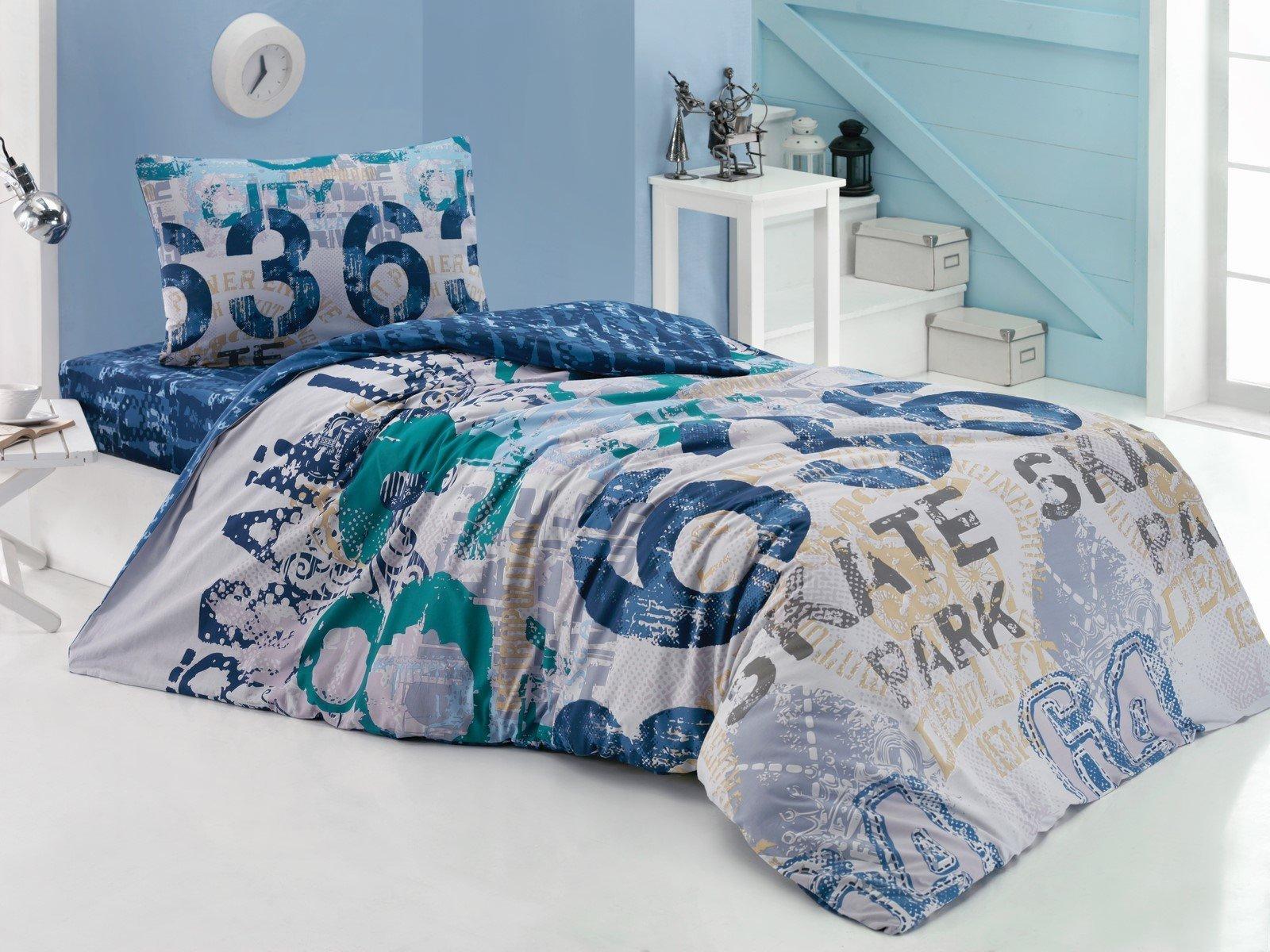 Синя (темно синя) постільна білизна купити в Київі 2c02f769dbf55