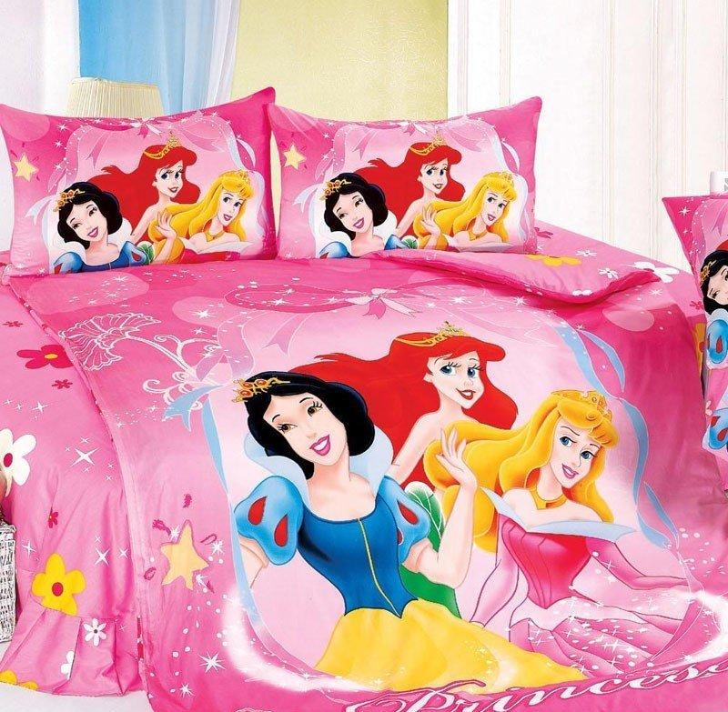 Дитяча постільна білизна принцеси в інтернет магазині «Застели» b9d1603562f6c